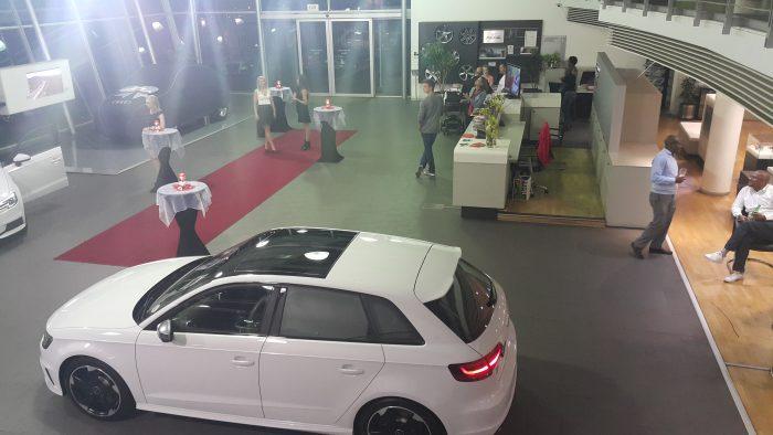 Audi – Cheese & Wine Evening 1