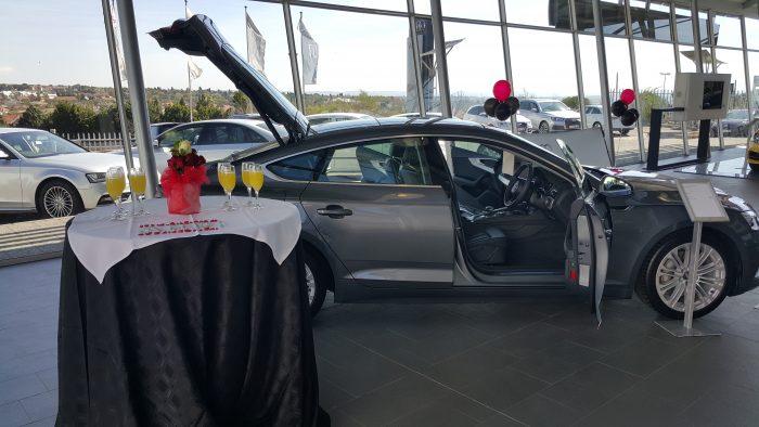 Audi – A5 Launch 6