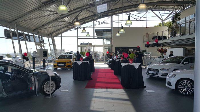 Audi – A5 Launch 5