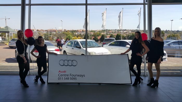 Audi – A5 Launch 4