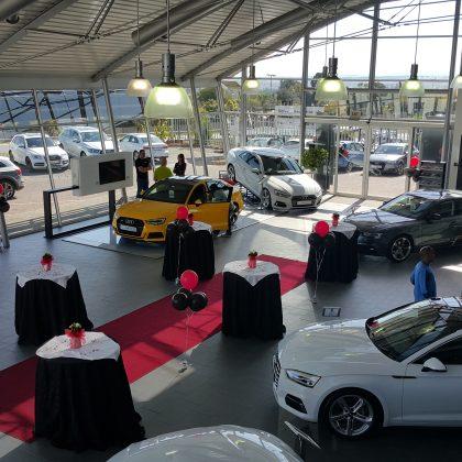 Audi – A5 Launch 2