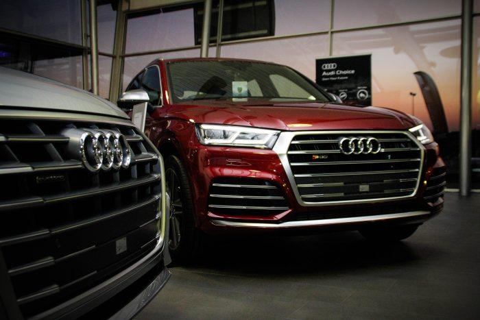 Audi – Q Series Launch 10